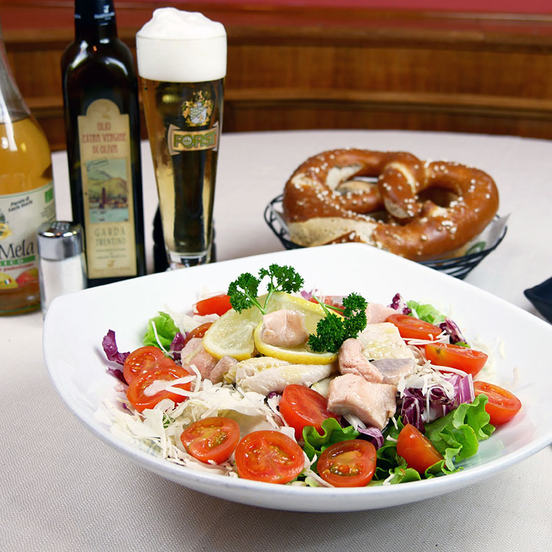 Gardesana salad