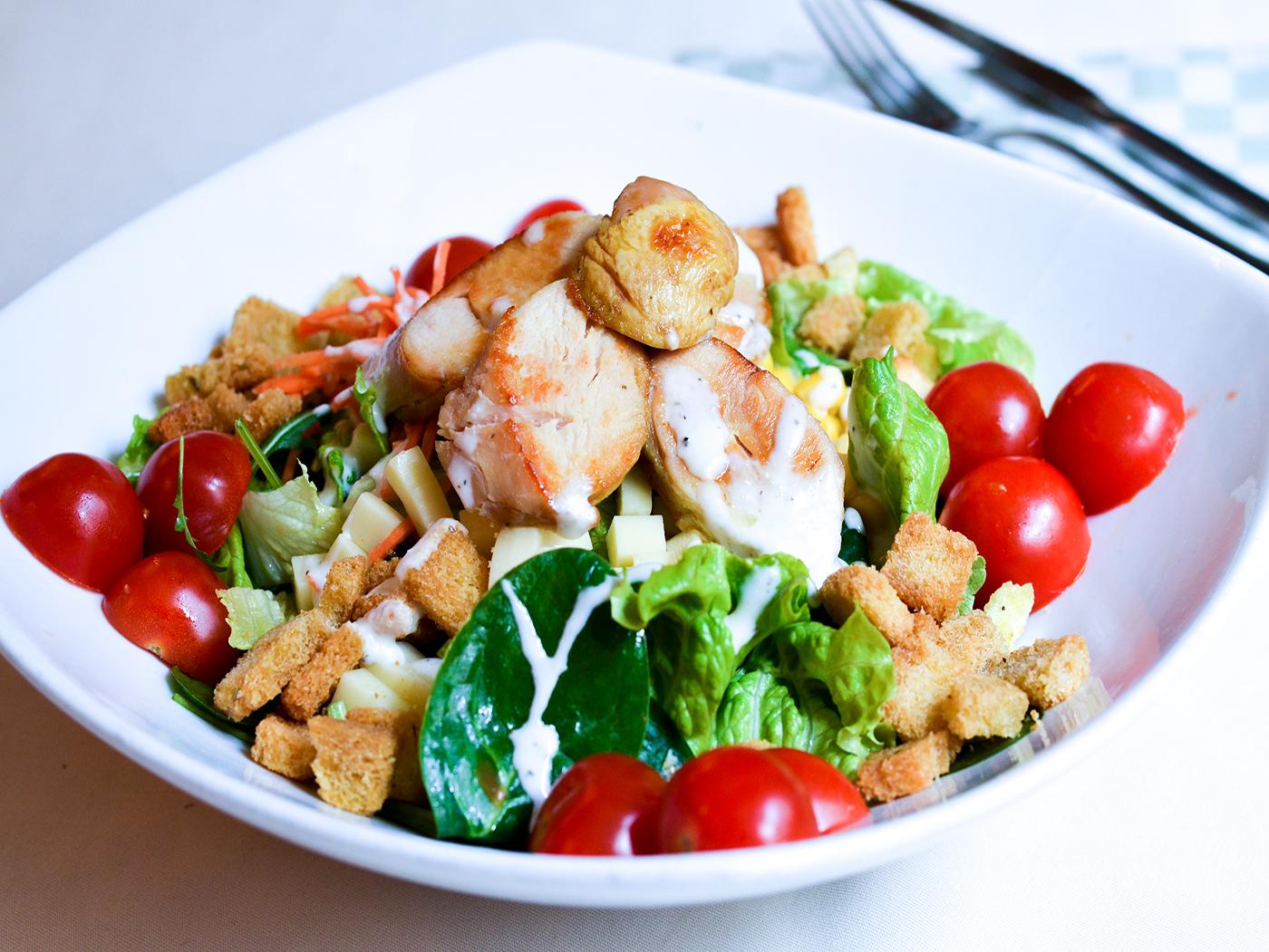 Dolomiti salad