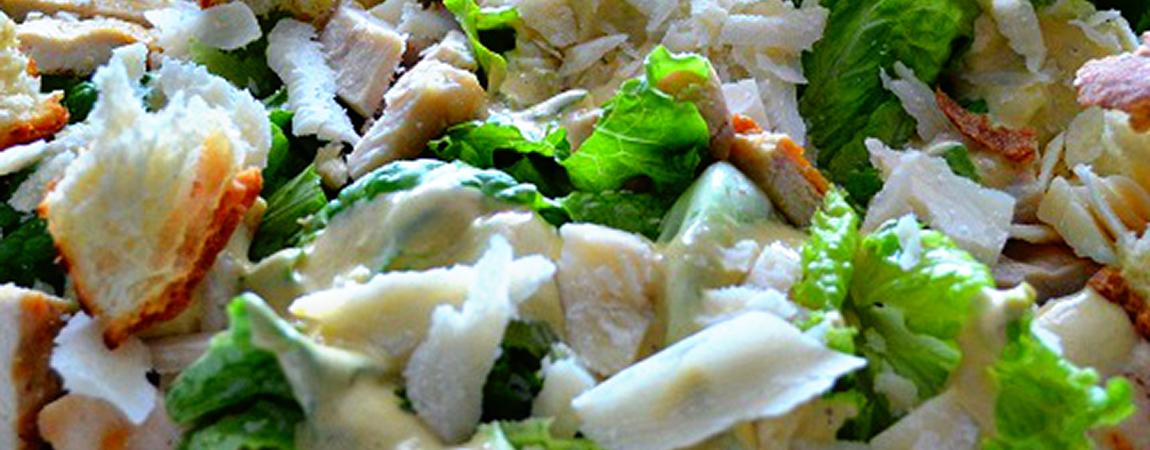 La Caesar Salad: dall'Italia al mondo intero