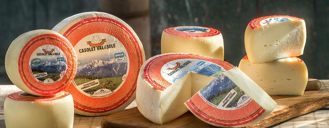 Casolét: nel formaggio piccolo c'è il gusto buono